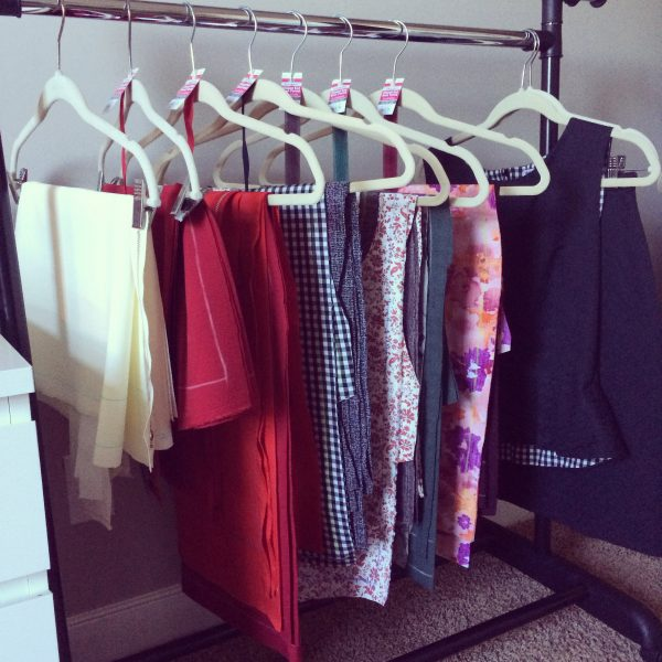 No Shopping for Clothes for a year?…