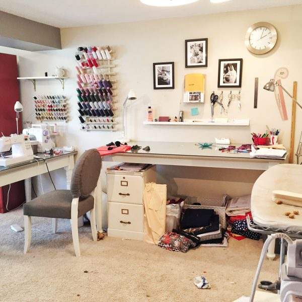 Old Sewing Space